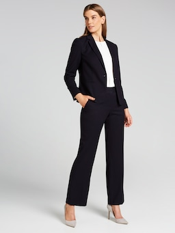 Midnight Straight Suit Pant