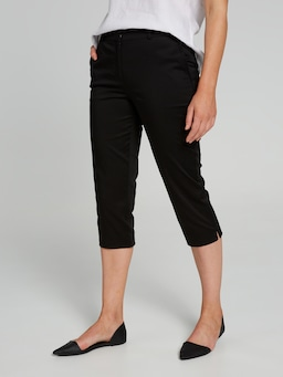 Millie Crop Sateen Pant