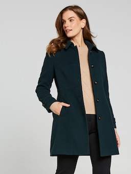Alison Fit & Flare Coat