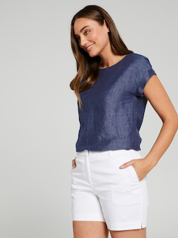 Modern Sateen Short