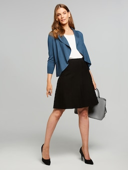 Maya Milano Gored Skirt