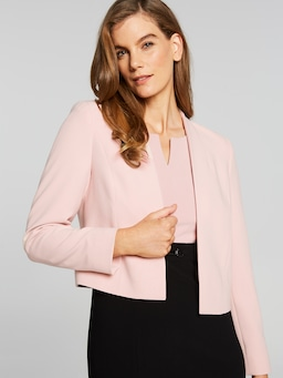 Edge To Edge Crop Jacket