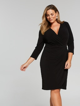 3/4 Sleeve Venus Dress