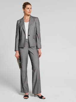 Birdseye Suit Jacket