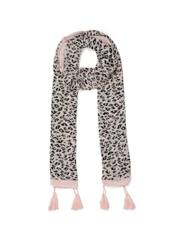 Savannah Cat Viscose Scarf