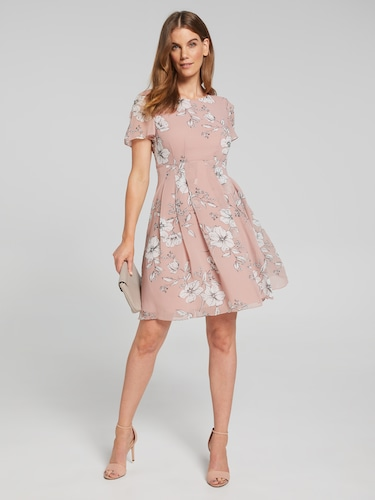 Lily Fit & Flare Dress