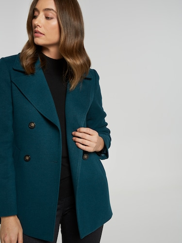 Mid Length Pea Coat