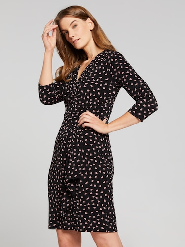 Valerie Twist Front Dress