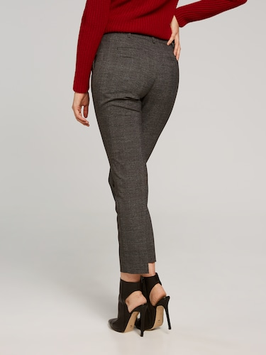 Oslo Slim Ankle Suit Pant