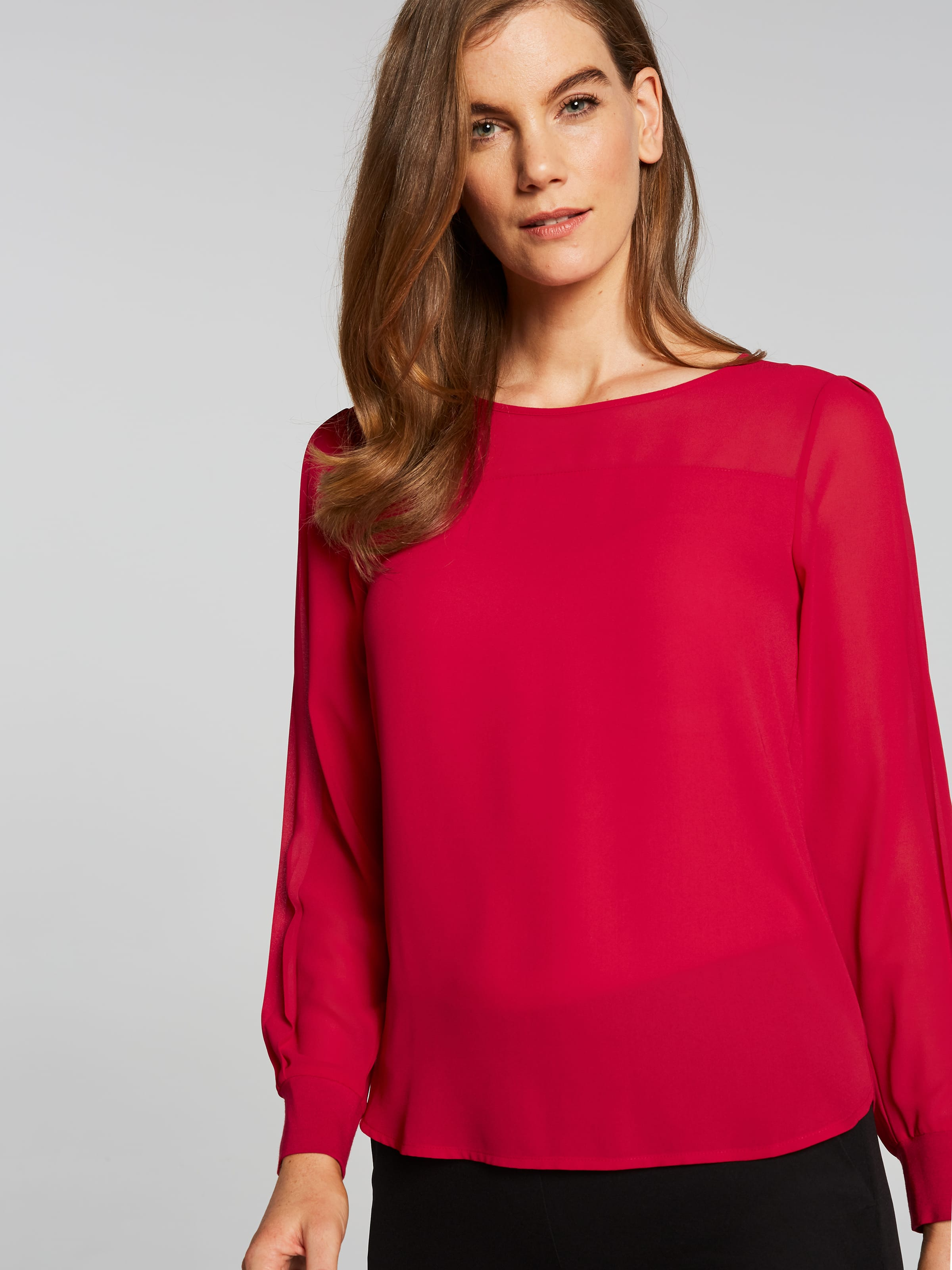 Long Sleeve Oprah Top