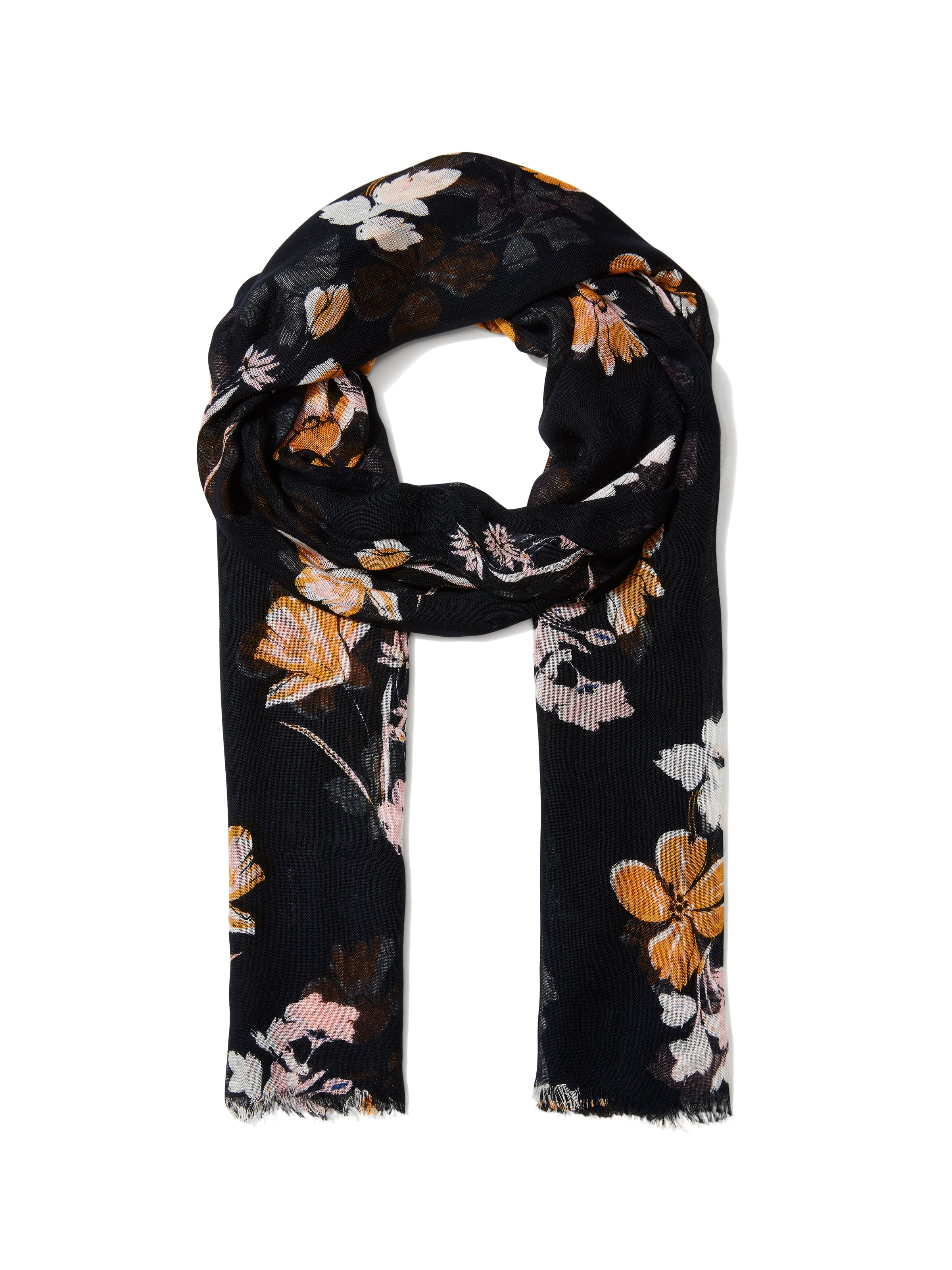 Wild Flower Bloom Scarf